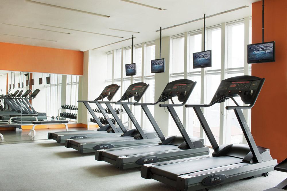 Fitness Center at Alila Jakarta HotelIndonesia