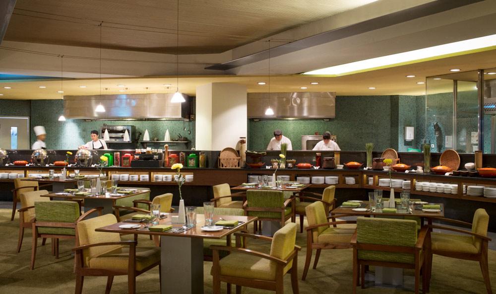 Dining Venue at Alila Jakarta HotelIndonesia