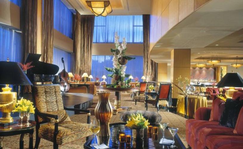 Hotel Mulia Senayan Lounge