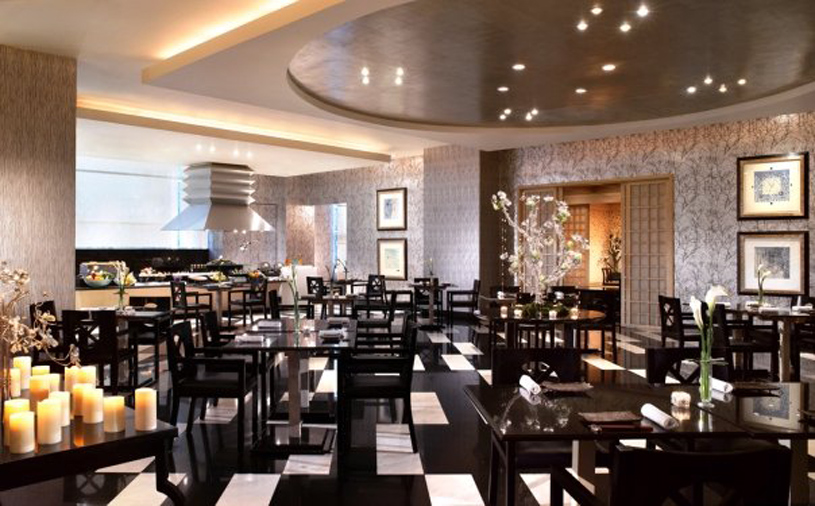 Hotel Mulia Senayan Dining Room