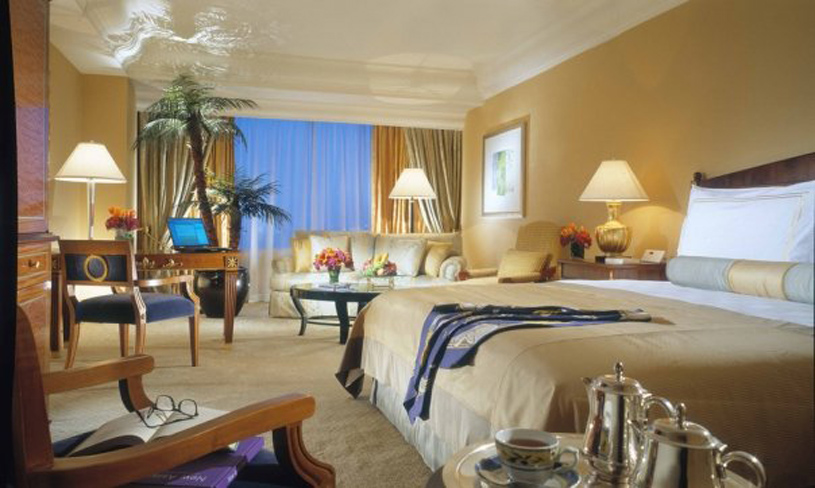 Hotel Mulia Senayan Suite
