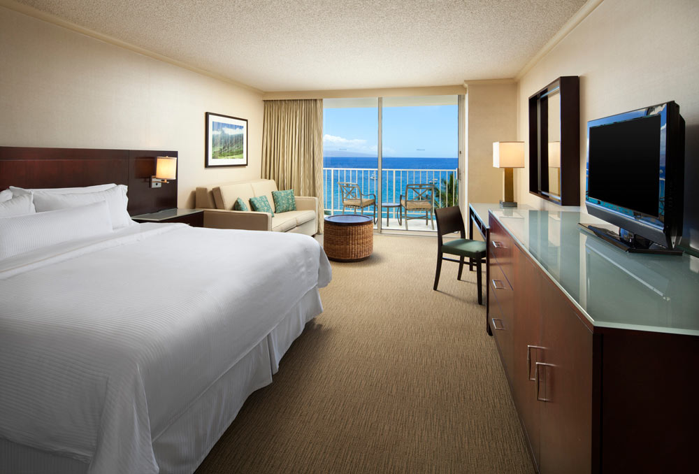 Beach Tower King Room at Westin Maui