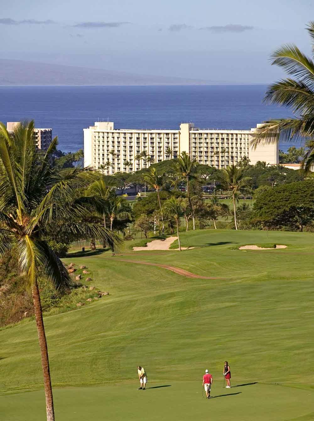 Signature Golf Course at Westin Maui Resort