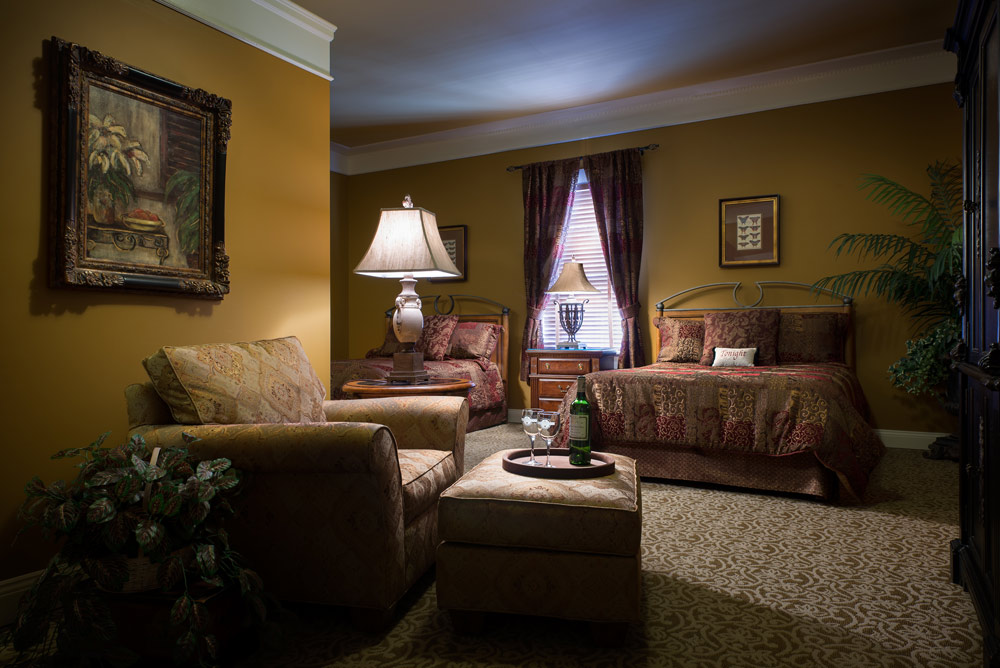 Coach Guestroom at The Inn at Leola VillagePA