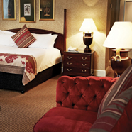 Double Club Room at Millennium Baileys Hotel London