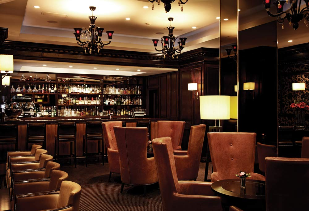 Avista Bar at The Millennium Mayfair Hotel