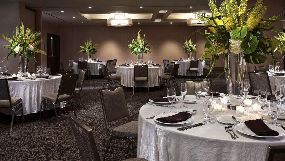 Dine and Receptions at Hotel Palomar Beverly Hills, Los Angeles, CA