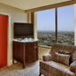 Suite Living Room at Hotel Palomar Beverly Hills, Los Angeles, CA, United States