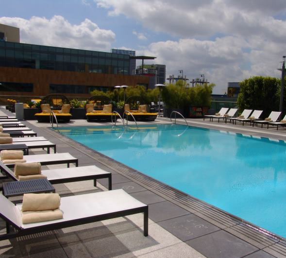 JW Marriott at LA LIVE