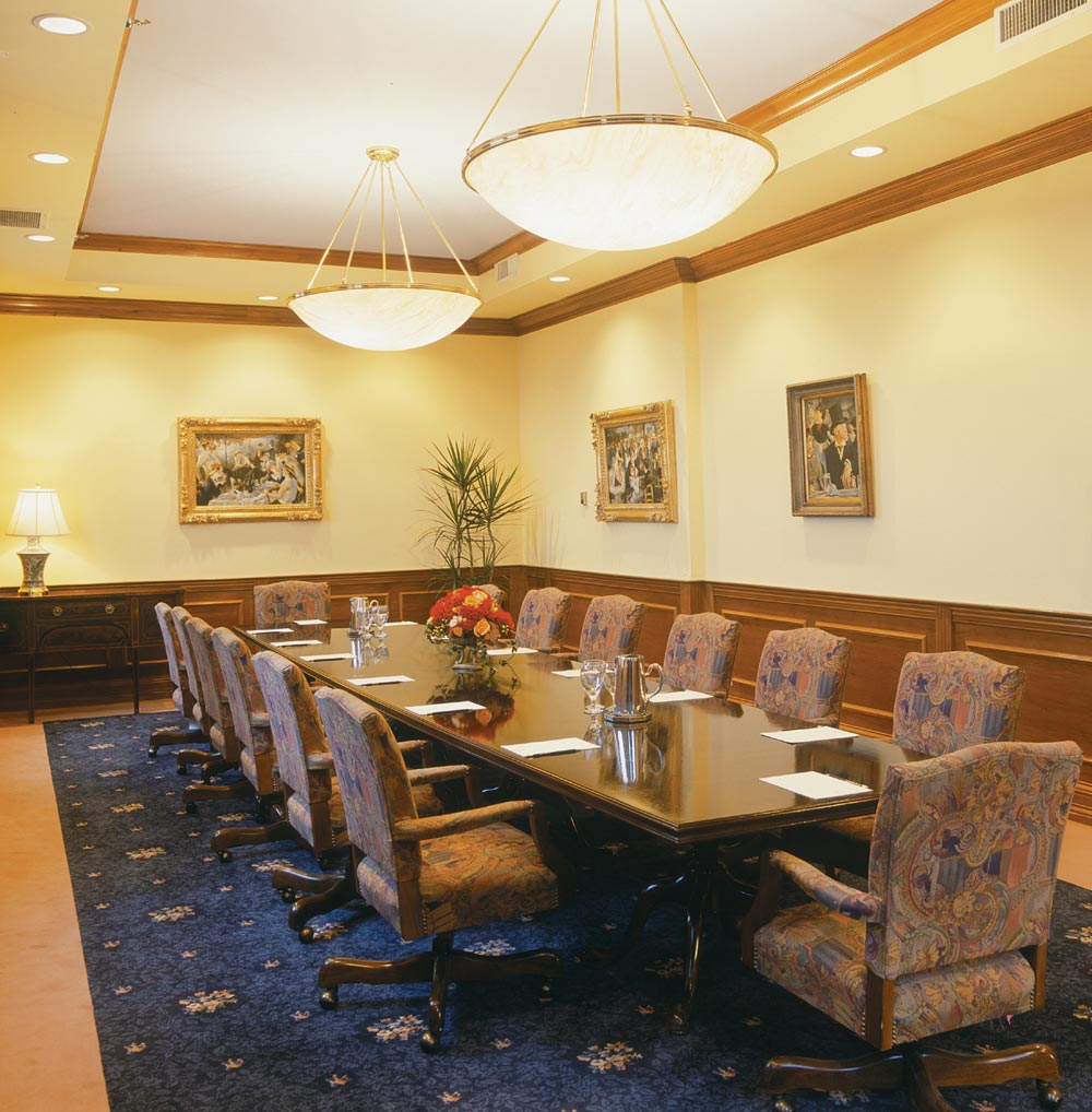 Conference Room at The Brown Hotel LouisvilleKY