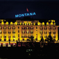 Exterior of Art Deco Montana