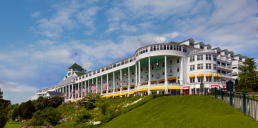 Grand Hotel Mackinac Island, Mackinac Island, MI