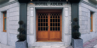 Adler Hotel Madrid, Spain