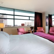 Suite Guestroom at Macdonald Manchester HotelUK
