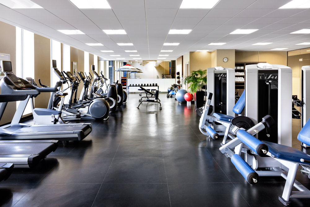 Fitness Center at Le Westin MontrealCanada