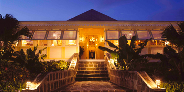 Exterior of Nisbet Plantation Beach Club Nevis, Saint Kitts and Nevis