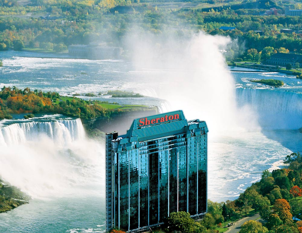 Sheraton On the Falls HotelNiagara Falls, ON, Canada