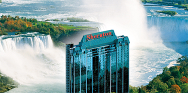 Sheraton On the Falls Hotel, Niagara Falls, ON, Canada