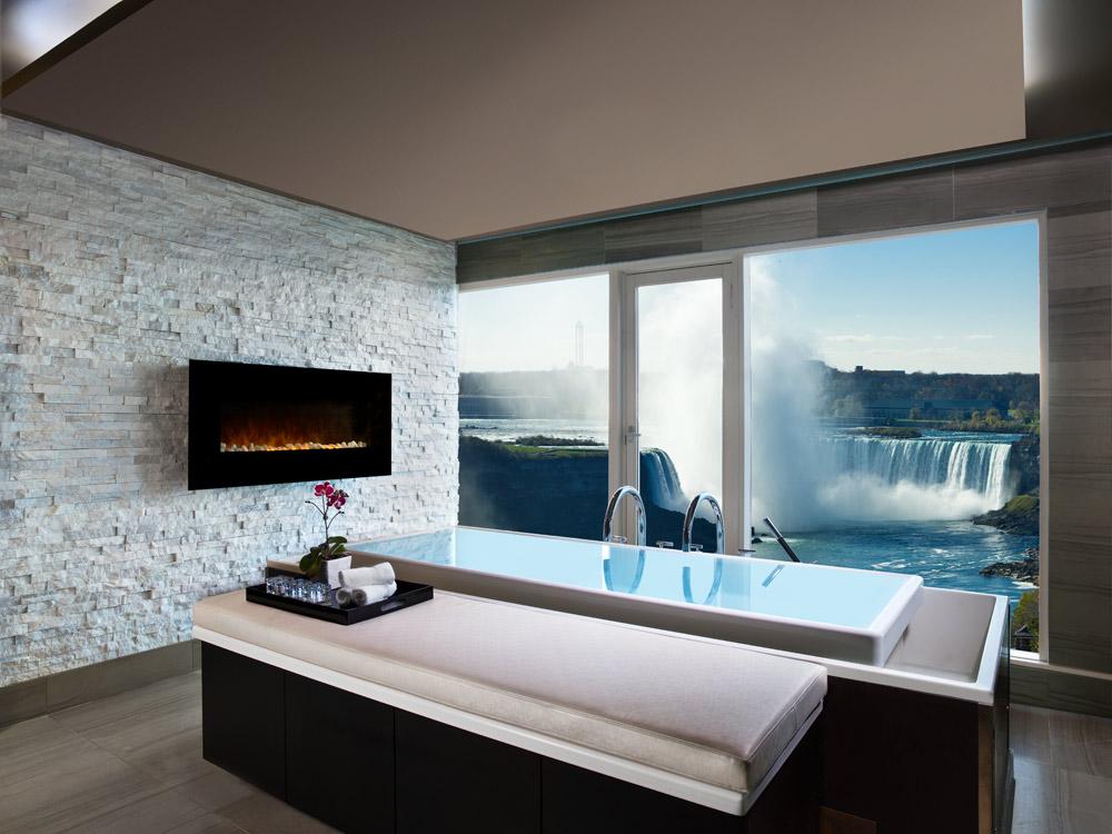 Suite Bath at Sheraton On the Falls HotelNiagara FallsONCanada