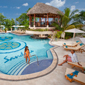 Outdoor Pool at Sandals OchiJamaica