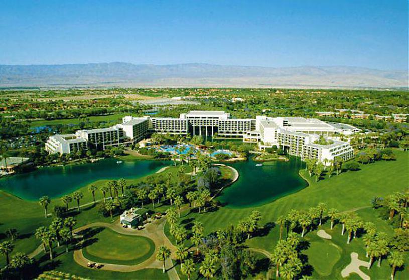 Marriott Resort And Spa Palm Desert Ca