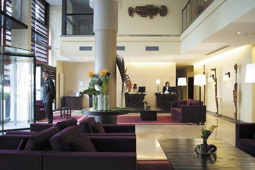 Radisson Sas Hotel Paris Boulogne