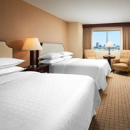 Double Guest Room at Sheraton Grand PhoenixAZ