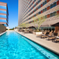 Outdoor Pool at Sheraton Grand PhoenixAZ