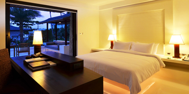 Guest Room at The Racha PhuketThailand