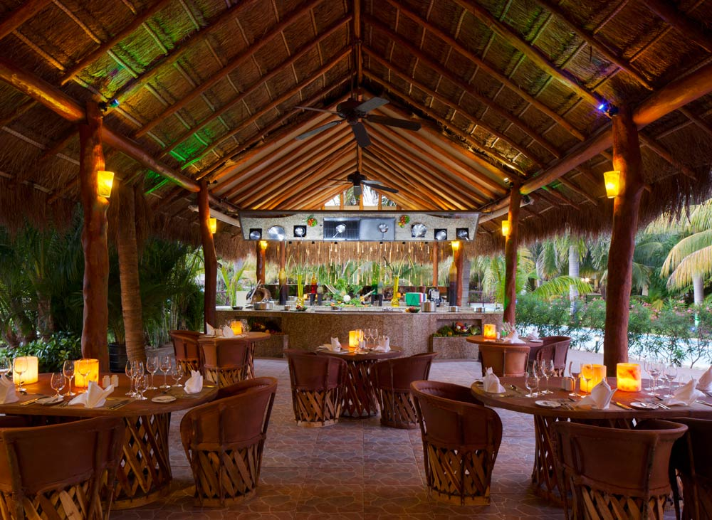Los Tucanes at El Dorado Royale Spa Resort