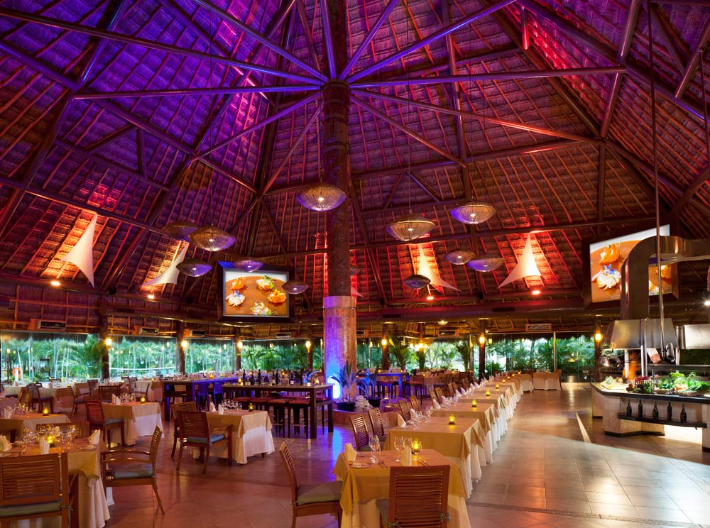 Fuentes Culinary Theater at El Dorado Royale Spa Resort