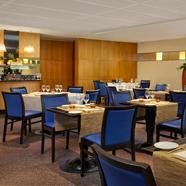 Dining Area at Sheraton Hotel Charles De Gaulle Airport RoissyFrance