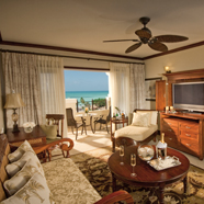 Suite Lounge at Sandals Grande AntiguaSaint JohnsAntigua and Barbuda
