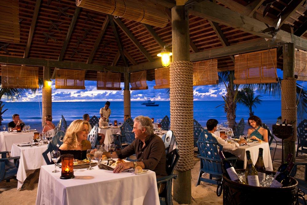 Dining at Sandals Grande AntiguaSaint JohnsAntigua and Barbuda
