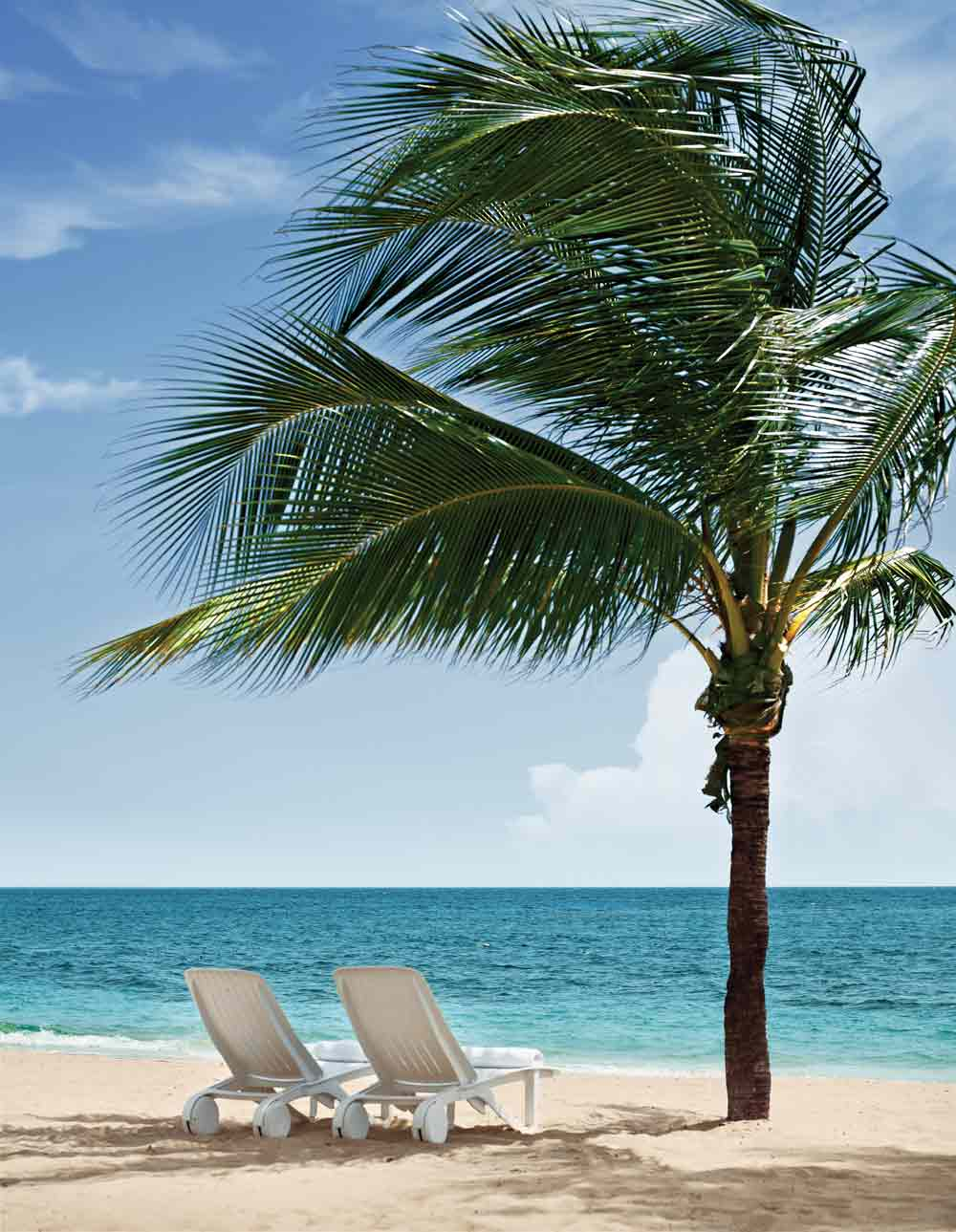 Couples Tower Isle All Inclusive Resort Beach