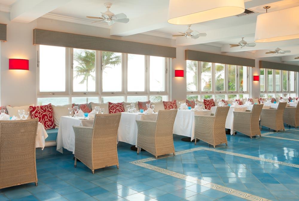 Veranda Restaurant at Couples Tower Isle All Inclusive Resort