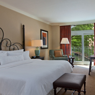 Guest Room at The Westin Riverwalk San AntonioTX