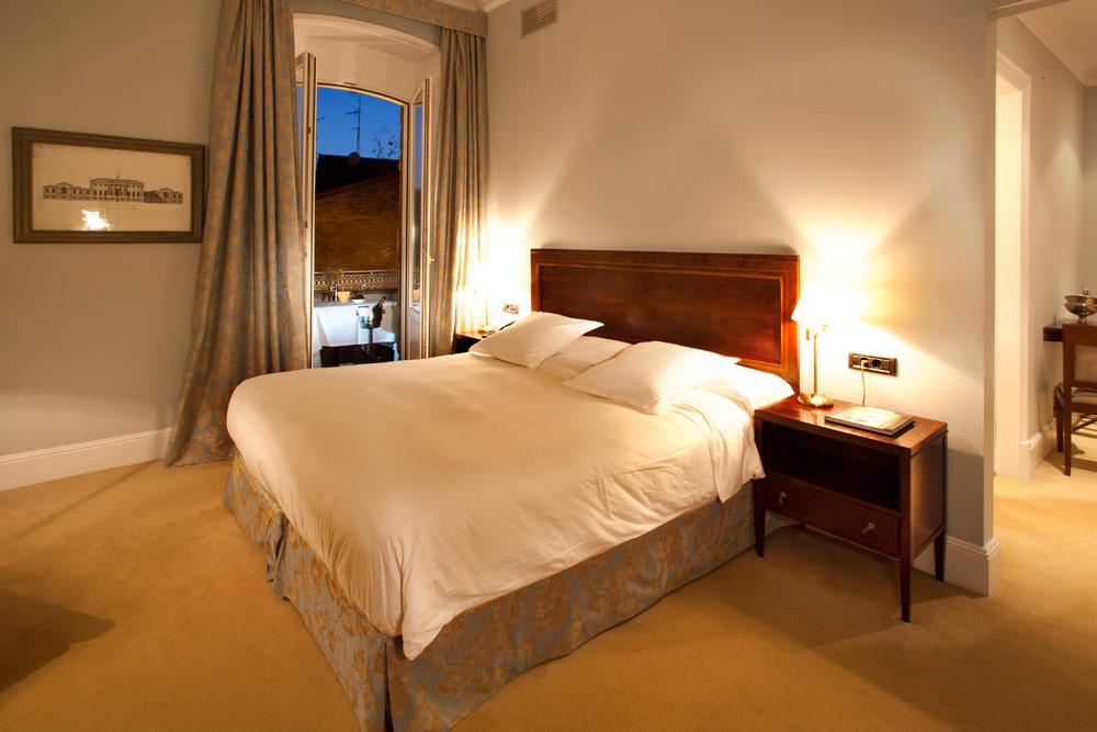 Deluxe Room at Villa Soro