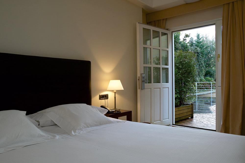 Guest Room at Villa Soro