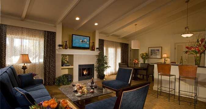 Hilton Scottsdale Two Bedroom Villa