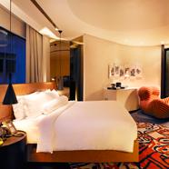 Exterior of Naumi Hotel Singapore