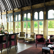 Conservatory Bar at Walton Hall, Wellesbourne, Warwickshire, United Kingdom
