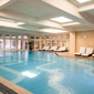 Indoor Pool at Walton Hall, Wellesbourne, Warwickshire, United Kingdom