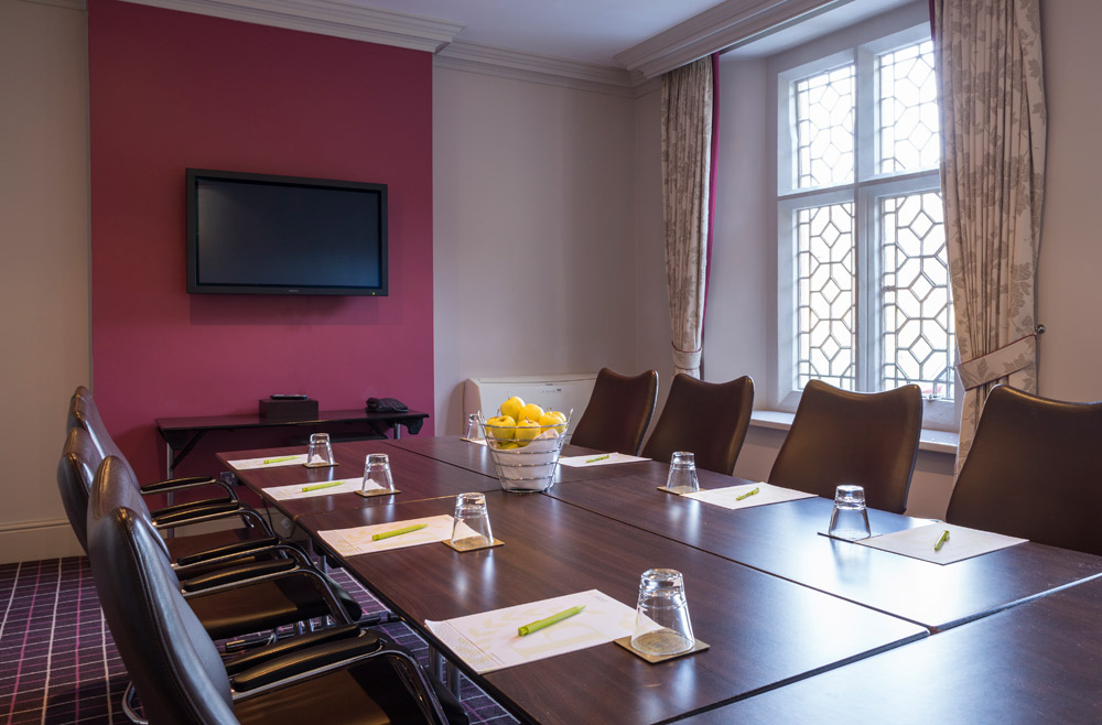 Silverton Meeting Room at Walton Hall WellesbourneWarwickshireUnited Kingdom