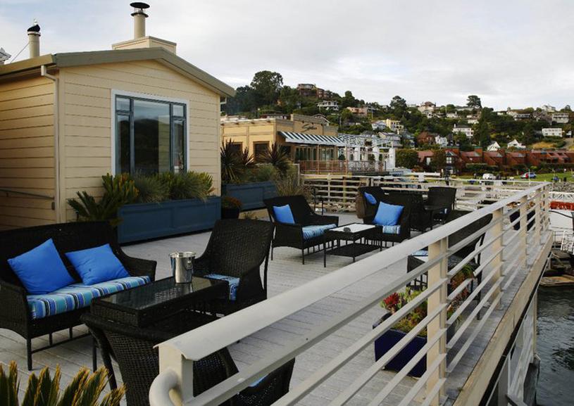 Waters Edge Hotel Tiburon