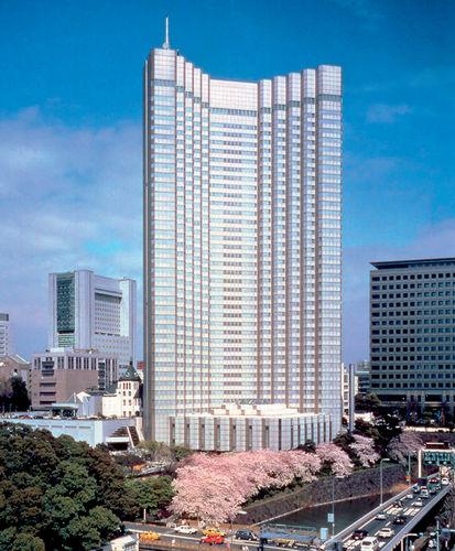 Grand Prince Hotel Akasaka