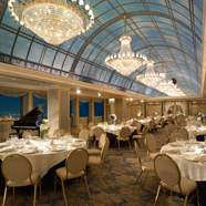 Dining Room at Grand Pacific Le DaibaJapan
