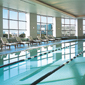 Indoor Pool at Grand Pacific Le Daiba, Japan