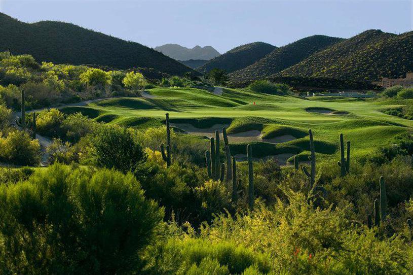 JW Marriott Tucson Starr Pass Resort and Spa