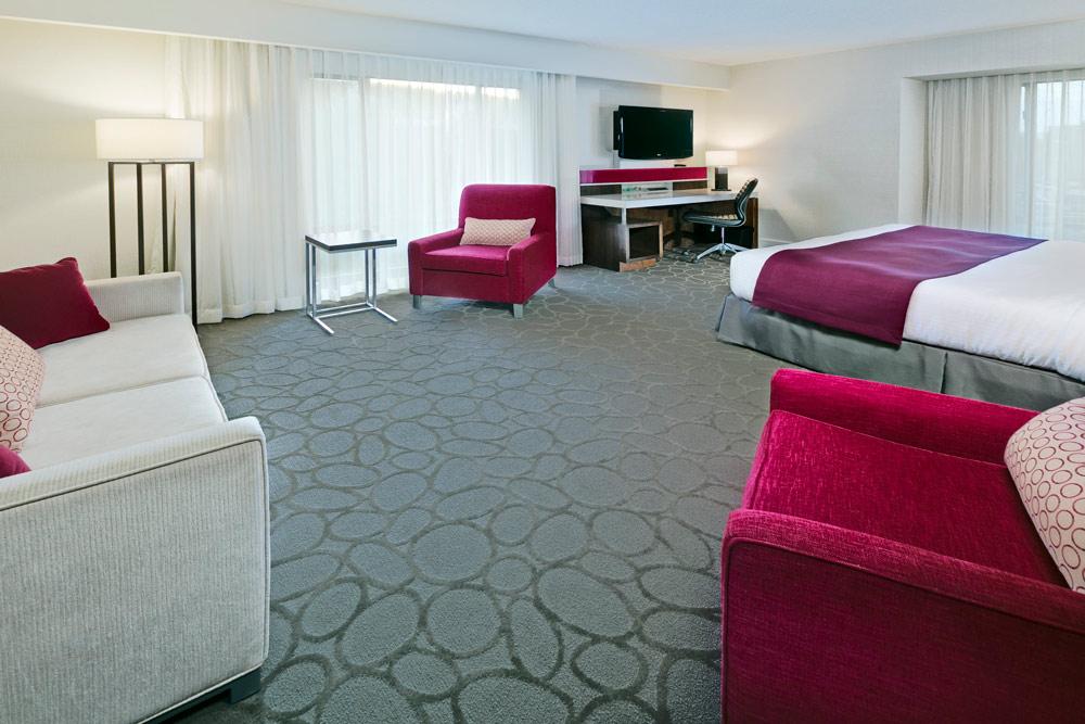 Junior Suite at Delta Victoria Ocean Pointe Resort and SpaVictoriaCanada
